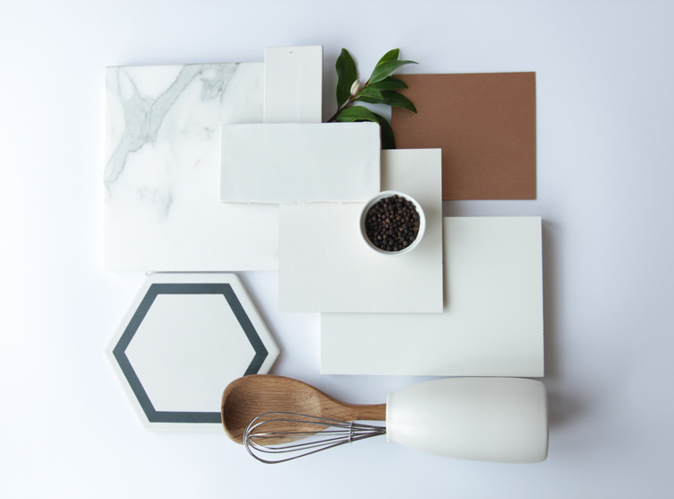 Shades of white, Brisbane kitchen showroom