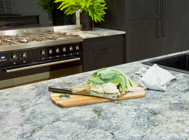 natural granite benchtops kitchen